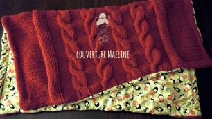Couverture Maeline