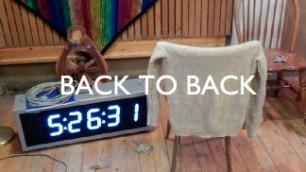tricoter un pull en 5h32…