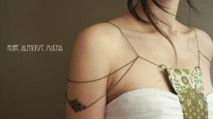 La robe de mariée Mucha