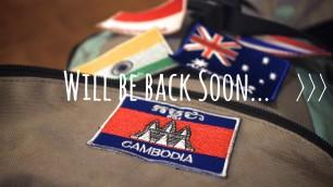 de retour bientôt…
