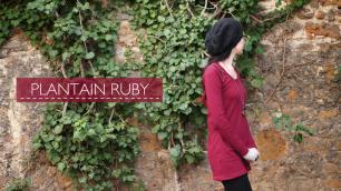 Plantain Ruby