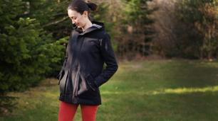 LTA Green seamstress : Le kelly Anorak